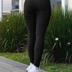 Let's Gym Fitness Leggings Magnetic - Black