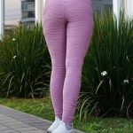 Let's Gym Fitness Leggings Magnetic - Pink