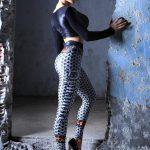 DYNAMITE BRAZIL Leggings Warrior Queen - Warrior Print